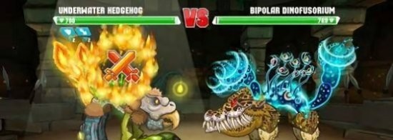 变异猫战争中文版无限金币体力(Mutant Fighting Cup 2)游戏