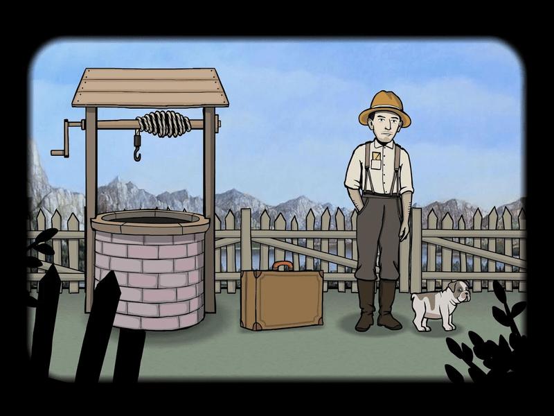 锈湖根源游戏