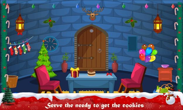 密室逃脱挑战圣诞节2020游戏