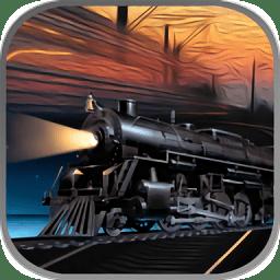 模拟真实火车驾驶