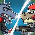 恐龙小队大战