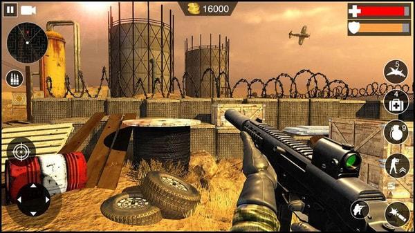 极限求生枪战游戏
