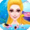美人鱼公主化妆记游戏