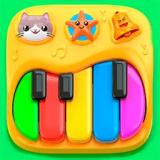 宝贝模拟弹钢琴