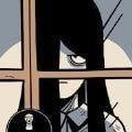 窗里的女孩