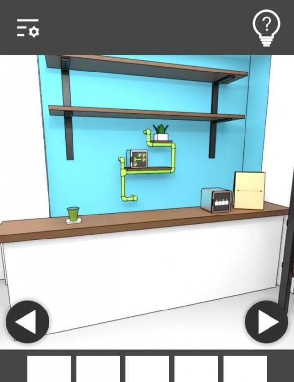 逃离游戏咖啡馆(图3)