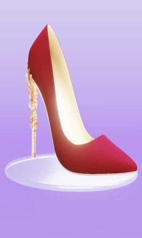 完美高跟鞋